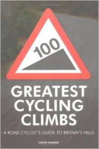100 Greatest Cycling Climbs Simon Warren