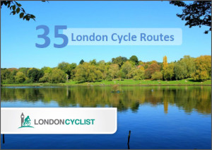 35 London Cycle Routes cover