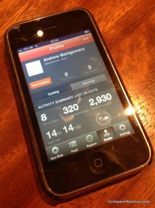 Strava Cycling App MayMyRide Cycling App