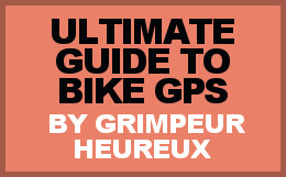 Bike GPS Guide