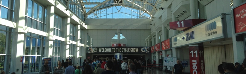 Birmingham Cycle Show 2015