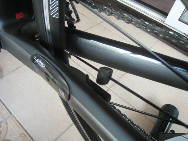 How To Fit A Bontrager Duotrap Speed Amp Cadence Sensor