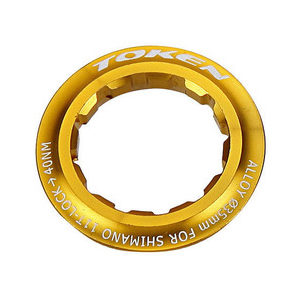 Example shimano lockring