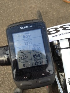 My Garmin Edge 510 (in the wild...)