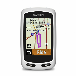 Garmin Edge Touring front