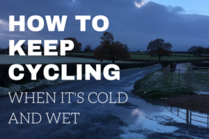 How To Maintain A Cycling Habit Into Winter (Or How I'm Going To Try…) thumbnail