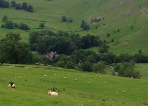Ilam Moor Lane Climb