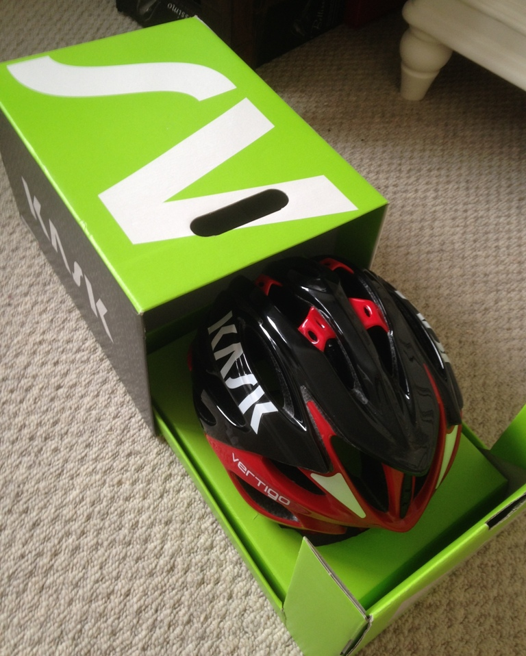 Kask Vertigo 2 in box