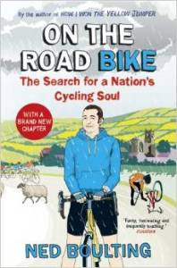 On The Road Bike Ned Boulting
