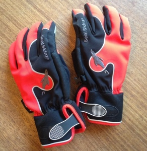 Sealskinz Thermal Performance Road Cycling Gloves