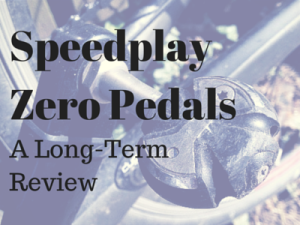 Speedplay Zero Pedals