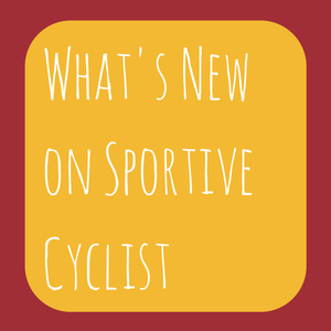 Whats new on sportive cyclist