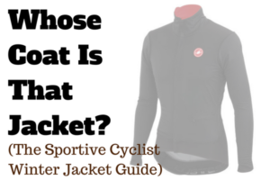 Whose Coat Is That Jacket: Best Winter Jackets For Road Cyclists 2017 thumbnail