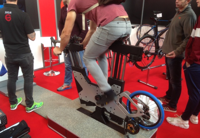 bike fit machine