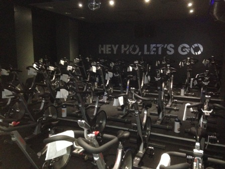 cyclebeat spin studio