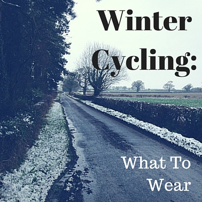 road cycling winter clothing