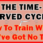 Time Starved Cyclist – How To Train When You've Got No Time